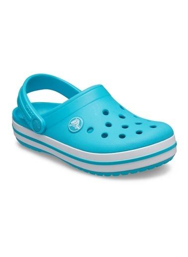 Crocs 204537-4Sl Crocband Clog K Çocuk Terlik Mavi